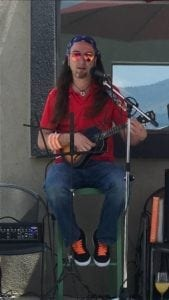 Live Music:  Esteban @ Blendz Wine Bar | Flagstaff | Arizona | United States